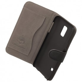Commander, COMMANDER Bookstyle case for Wiko Lenny 4 Plus, Wiko phone cases, ON5039, EtronixCenter.com