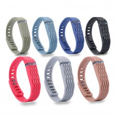 Matrix Line - TPU bracelet for Fitbit Flex