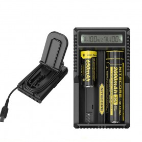 NITECORE - Nitecore UM20 USB Digicharger Battery charger - Battery chargers - BS007