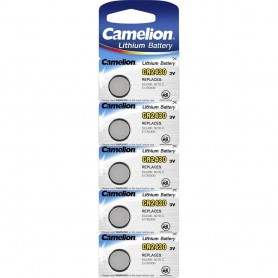 Camelion - Camelion CR2430 lithium button cell battery - Button cells - BS012-CB
