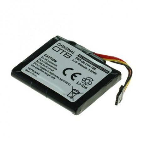 OTB - Battery for TomTom Go Live 1000 Li-Ion 950mAh - Navigation batteries - ON1842