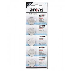 arcas - 5-Pack Arcas CR2016 lithium button cell battery - Button cells - BS015-CB