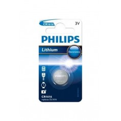 PHILIPS, Philips CR1616 lithium button cell battery, Button cells, BS022-CB
