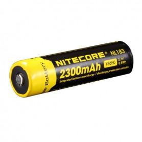 NITECORE - Nitecore 18650 li-ion NL1823 2300mAh 3.7V - Size 18650 - BS038-CB www.NedRo.us