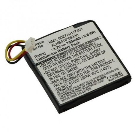 OTB, Battery for TomTom Via 120 / Via 125 700mAh ON1847, Navigation batteries, ON1847, EtronixCenter.com