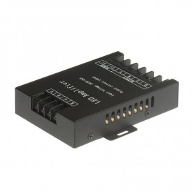NedRo - 5V-24V 30A RGB LED Signal Amplifier Controller - LED Accessories - LCY57