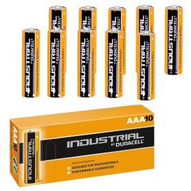 Duracell - Duracell Industrial LR03 AAA alkaline battery - Size AAA - NK269-CB