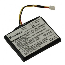 OTB, Battery for TomTom Via 1405 / Via 1505 900mAh, Navigation batteries, ON1848, EtronixCenter.com