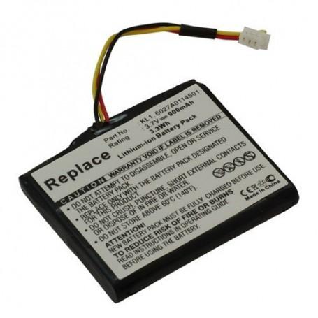OTB, Battery for TomTom Via 1405 / Via 1505 900mAh, Navigation batteries, ON1848, EtronixCenter.com