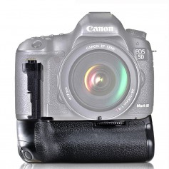 Battery Grip compatible with Canon 5D Mark III 5D3 5DS 5DSR BG-E11