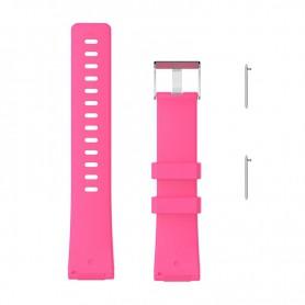 NedRo - Silicone Bracelet for Fitbit Versa - Bracelets - AL202-CB www.NedRo.us