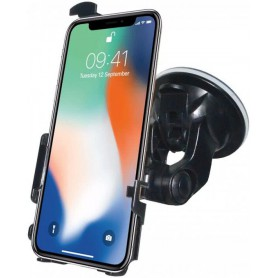 Haicom, Haicom car Phone holder for Apple iPhone X HI-506, Car window holder, ON5068-SET