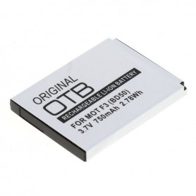 OTB, Battery for Motorola Motofone F3 BD50 3.7V Li-ion, Motorola phone batteries, ON5073