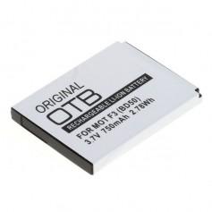 OTB - Battery for Motorola Motofone F3 BD50 3.7V Li-ion - Motorola phone batteries - ON5073