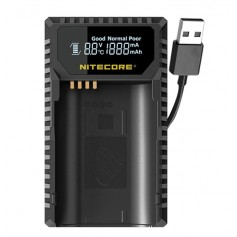 NITECORE - Nitecore ULSL USB charger for Leica BP-SCL4 - Other photo-video chargers - MF011