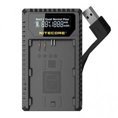 NITECORE - Nitecore UCN1 USB charger for Canon LP-E6, LP-E6N, LP-E8 - Canon photo-video chargers - BS061