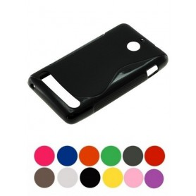 OTB - TPU case for Sony Xperia E1 - Sony phone cases - ON621-CB www.NedRo.us