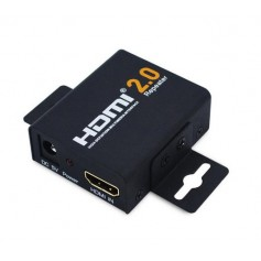Oem - 30m HDMI extender repeater booster 4Kx2K 3D Full HD1080P - HDMI adapters - AL208