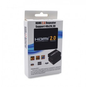 NedRo, 30m HDMI extender repeater booster 4Kx2K 3D Full HD1080P, HDMI adapters, AL208