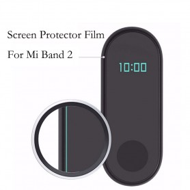 NedRo, 2 pieces Screen Protector for Xiaomi Mi Band 2, Xiaomi protective foil, AL209