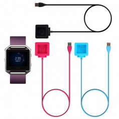 USB charger adapter for Fitbit Blaze