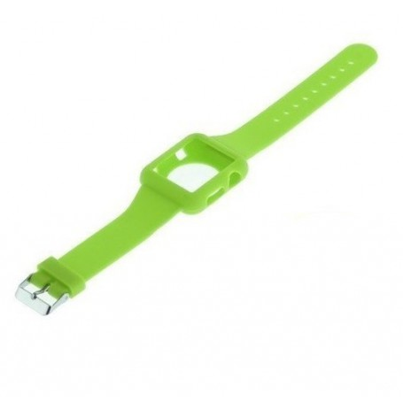 OTB - Silicon bracelet compatible with Apple Watch 38mm - Covers - ON1568-CB