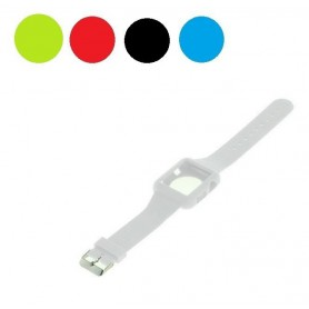 Silicon bracelet compatible with Apple Watch 42mm