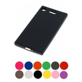 OTB, TPU Case for Sony Xperia XZ1 Compact, Sony phone cases, ON5000-CB, EtronixCenter.com