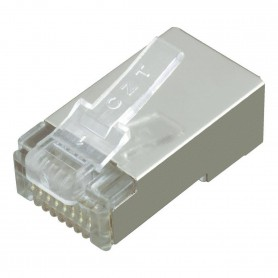 NedRo, RJ45 Connector Set - plugs and boots, Network adapters, YNK301-CB, EtronixCenter.com