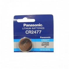 Panasonic Professional CR2477 P120 3V 1000mAh Lithium button cell