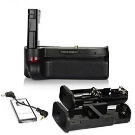 OTB, Battery Grip compatible Nikon D40-D60 D3000 D5000, Nikon photo-video batteries, AL213, EtronixCenter.com