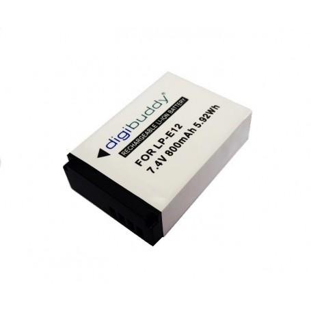 OTB - Battery for Canon LP-E12 800mAh - Canon photo-video batteries - ON2662