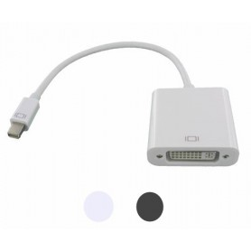 Mini DisplayPort to DVI female Adapter Cable for Apple MacBook