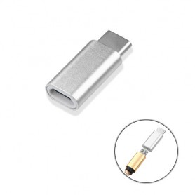 OTB, Micro USB Female to USB Type C Male Adapter, USB adapters, ON3109-CB
