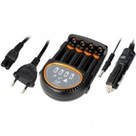 GP, 2h GP Speed Battery Charger + 4x AA 2600mAh ReCyko + 2700 Series, Battery chargers, BL216