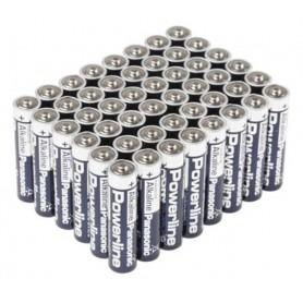 Panasonic, Panasonic Powerline Industrial LR6/AA BULK, Size AA, BL132-CB, EtronixCenter.com