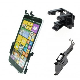 Haicom, Car-Fan Haicom Phone holder for Nokia Lumia 1320 HI-325, Car fan phone holder, ON5136-SET