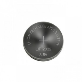 BSE - BSE LIR2032 3.6V 40mAh rechargeable Li-ion button cell battery - Button cells - BS109-CB