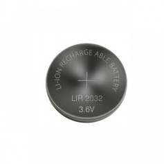 BSE LIR2032 3.6V 40mAh rechargeable Li-ion button cell battery