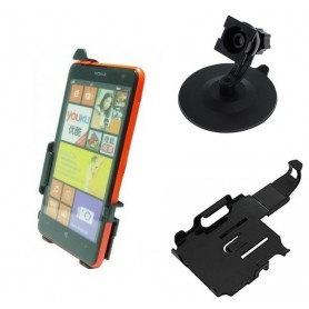Haicom, Haicom dashboard phone holder for Nokia Lumia 625 HI-300, Car dashboard phone holder, ON5148-SET