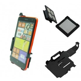 Haicom, Haicom magnetic phone holder for Nokia Lumia 625 HI-300, Car magnetic phone holder, ON5149-SET, EtronixCenter.com