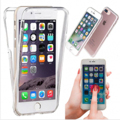 OTB - TPU full cover Back and Front for Apple iPhone 7 Plus / iPhone 8 Plus - iPhone phone cases - ON5153