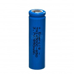 Enercig - Rechargeable battery Enercig 14500 850mAh - 2,4A Li-ion - Other formats - NK370-CB