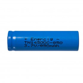 Enercig, Rechargeable battery Enercig 14500 850mAh - 2,4A Li-ion, Other formats, NK370-CB, EtronixCenter.com
