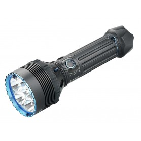OLIGHT - Olight X9R Marauder 6x CREE XHP70.2 LEDs 25000 Lumens Rechargeable Search Light with 6000mAh 14.4V Li-Ion Battery Pa...