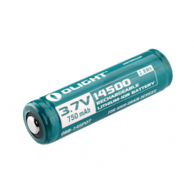 OLIGHT - Olight 14500 750mAh 3.7V Lithium-Ion Battery - Other formats - NK375-CB www.NedRo.us