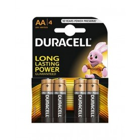 Duracell, Duracell Basic LR6 / AA / R6 / MN 1500 1.5V Alkaline battery, Size AA, BL059-CB