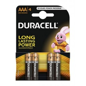 Duracell, Duracell Basic LR03 / AAA / R03 / MN 2400 1.5V alkaline battery, Size AAA, BL060-CB