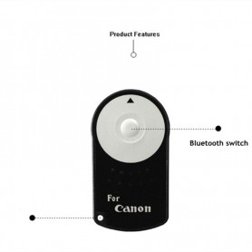 NedRo, RC-6 RC6 IR Infrared Wireless Remote Control Camera Shutter Release For Canon, Photo-video accessories, AL224, Etronix...