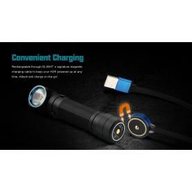 OLIGHT, Olight H2R Nova headlamp with Olight 3.7V 18650 3000mAh rechargeable battery, Flashlights, NK381, EtronixCenter.com